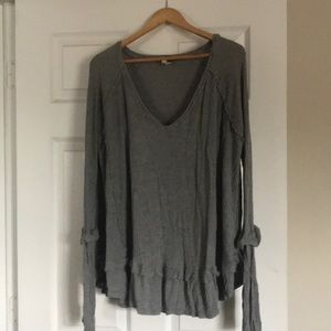 Free people tunic top size small